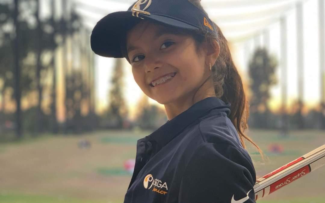 Junior Spotlight: Isabella Mendoza
