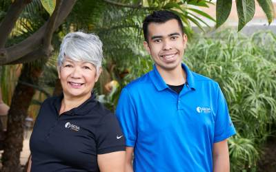 Fulfilling A Mother's Love Through Golf
