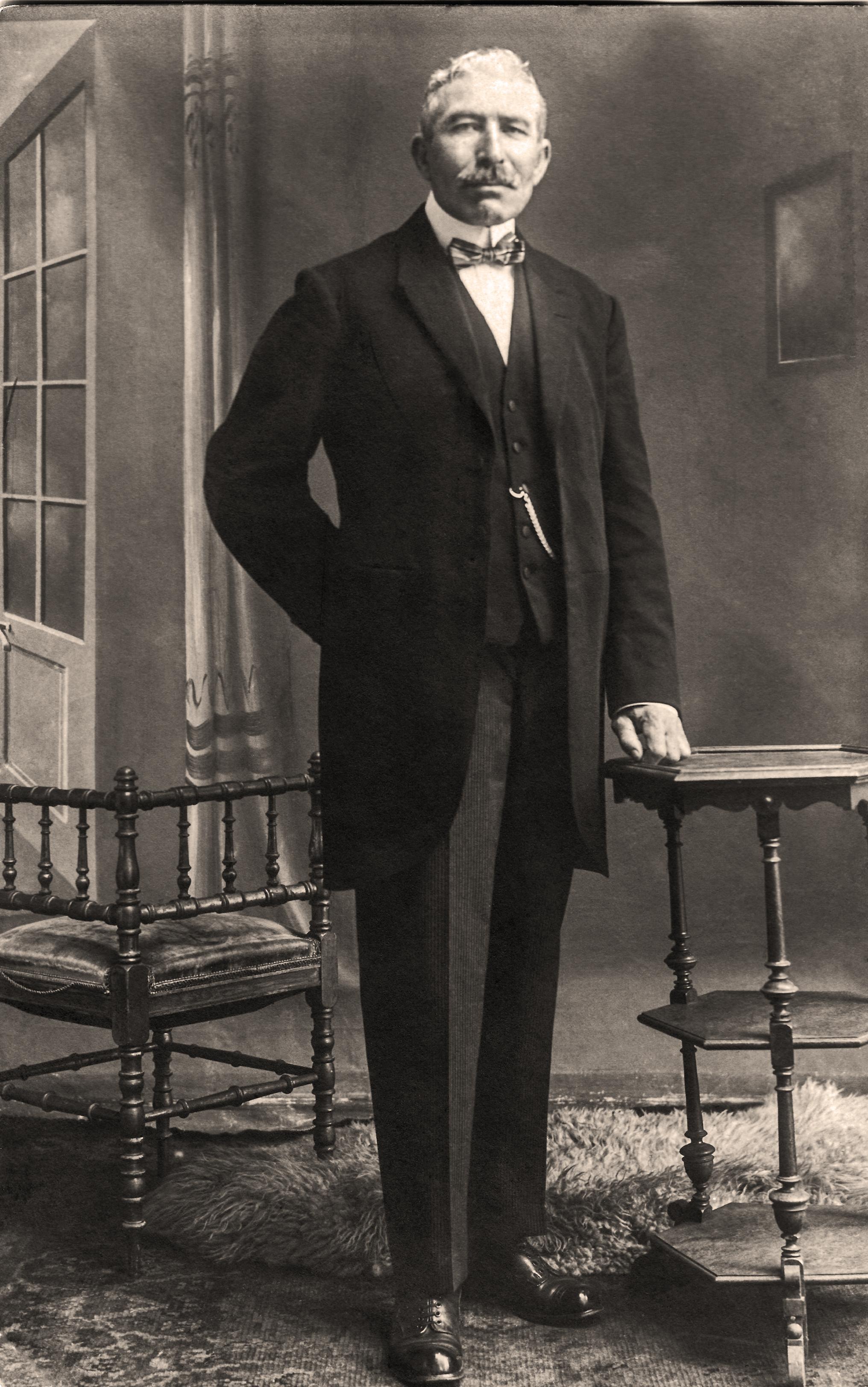 Jan Kasper Heine (1870 - 1952)