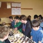 Die Mannschaft des Städtischen Gymnasiums (WK II)