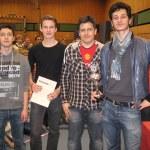 WK I: Siegermannschaft!