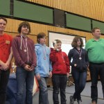 WK III, Rang 3: Ernestinenschule (Lübeck) 1