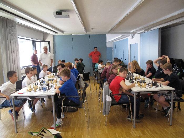 Steirische U14 Mannschaftsmeisterschaft