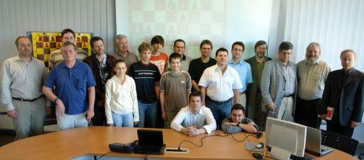 Schachtraining mit Dvoretzky und Jussupow