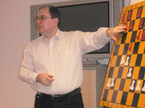 Bundestrainer Uwe Bönsch