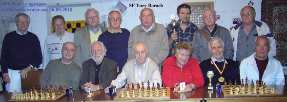 Seniorengruppe