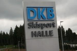 Skisporthalle