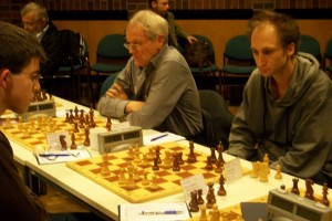 Links Benno Jiranek und rechts daneben Robert Jansen