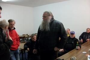 Kurz nach 19 Uhr gab Schiedsrichter Frank Koch den Startschuss.