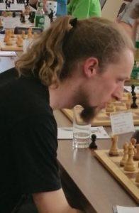 Unser Aufsteigercapitano Lindenau trotzt bisher der starken Konkurrenz und bleibt mit 4 Punkten im Verfolgerfeld.