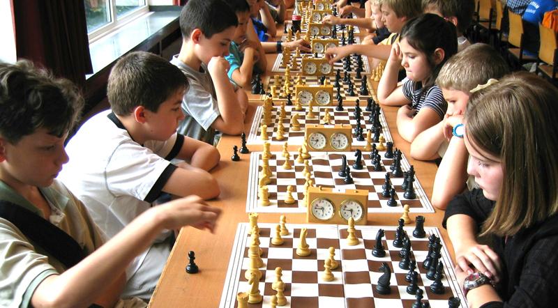 Schachjugend Dortmund (Foto J. Beckers)
