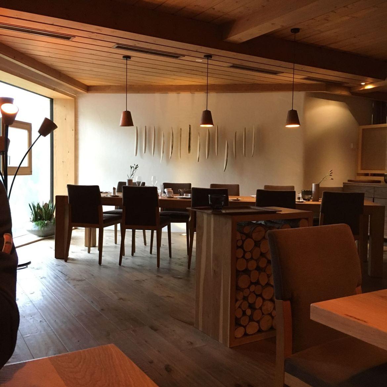 Holzhotel Forsthofalm Restaurant Kukka