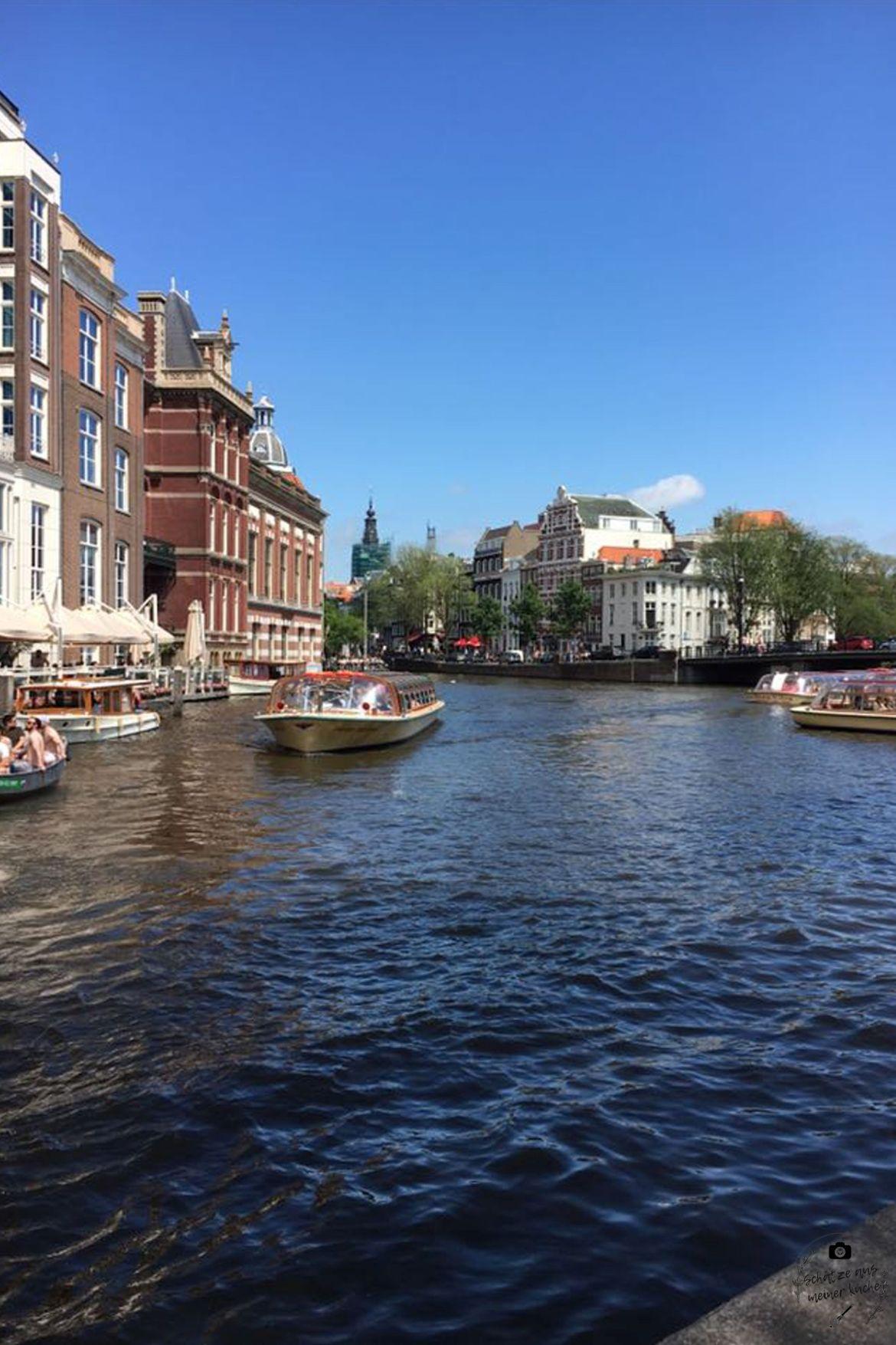 Spui Amstel Gracht
