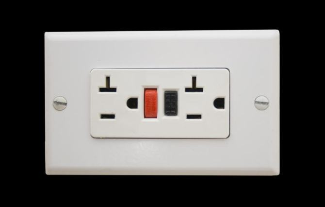 what is a gfci outlet  santa rosa electrician  schafer