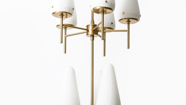 Hans-Agne Jakobsson ceiling lamp model T-58/8 at Studio Schalling