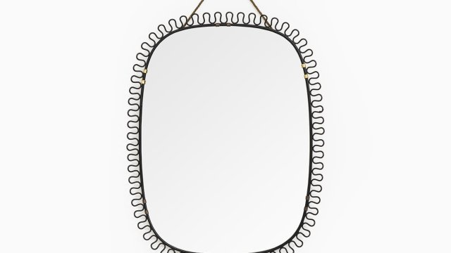 Josef Frank mirror by Svenskt tenn at Studio Schalling
