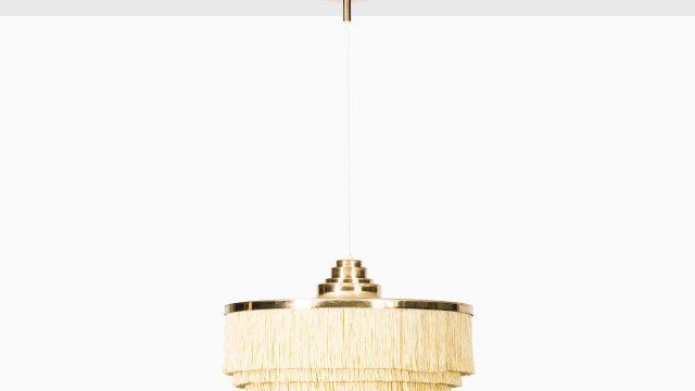 Hans-Agne Jakobsson fringe ceiling lamp at Studio Schalling