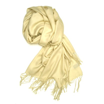 Pashmina Schal in sand