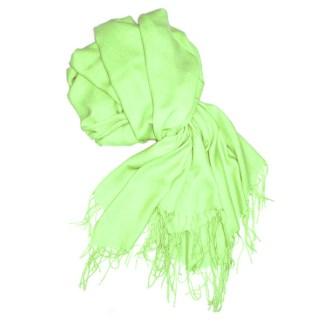 Pashmina Schal in mintgrün