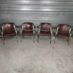 Castelli DSC 106 stoel (5st) | €40,-/st