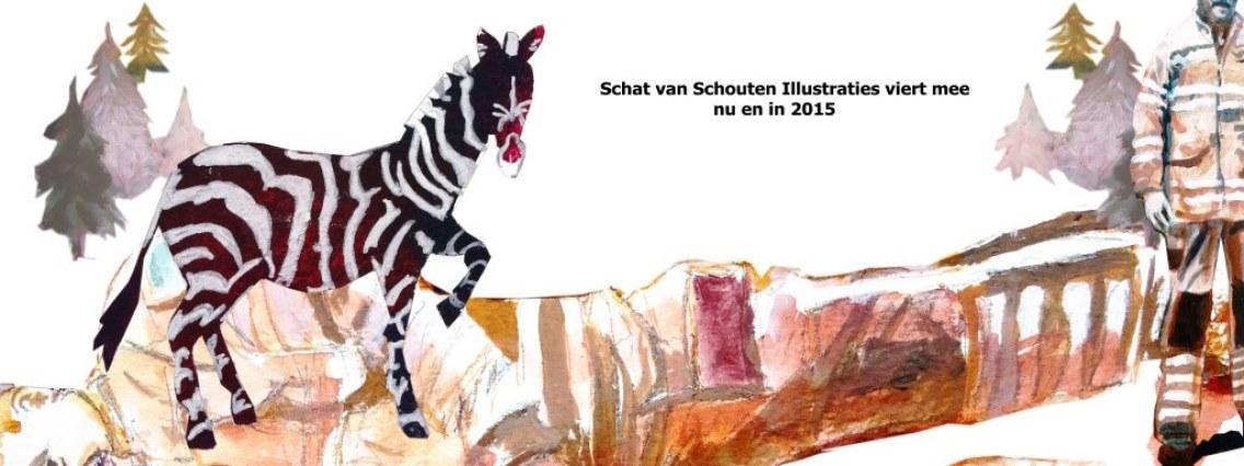 SchatvanSchouten nieuwjaarskaart 2015