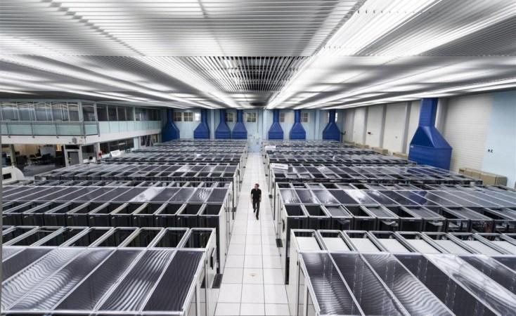 I server del CERN