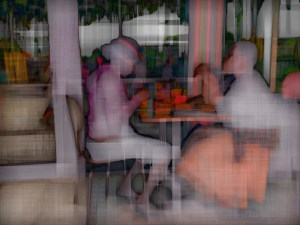 Im Cafe 3 manfred scheibstock2015