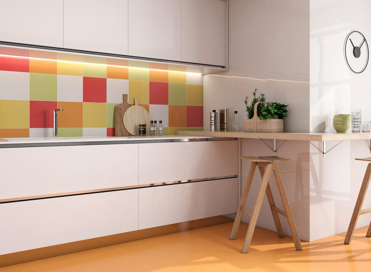 Schelfhout Inspiration Carrelage Cuisine
