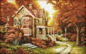 Schema -Victorian house