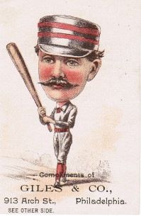 H804 28 Large Head Trade Cards Set And Checklist Pre War Cards