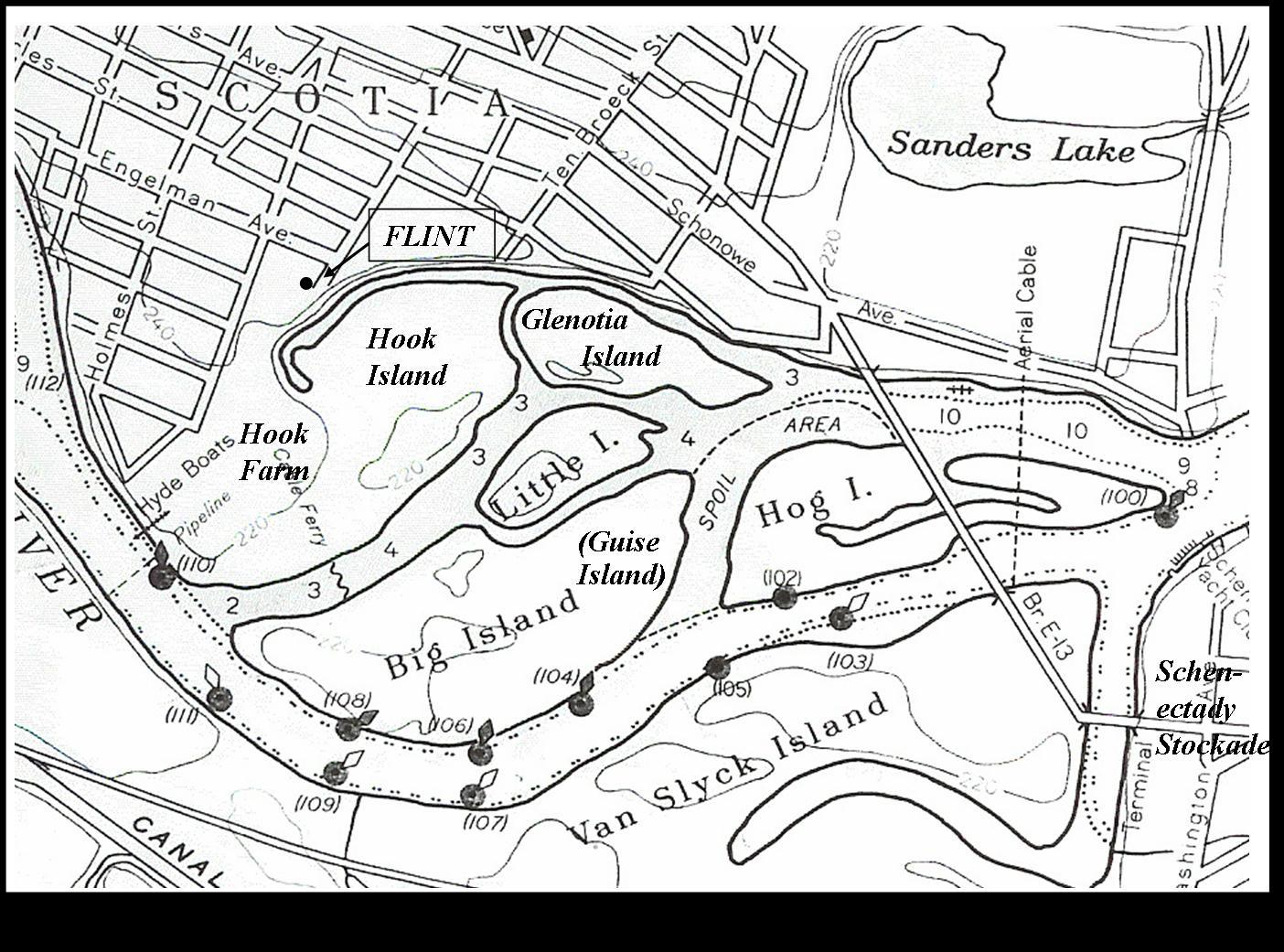 Flint House Archaeological Report