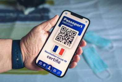 France Requires Tourists to Hold Vaccination Passport to Access Certain Activities & Services - SchengenVisaInfo.com