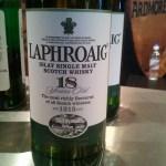 Laphroaig (aged 18 years)