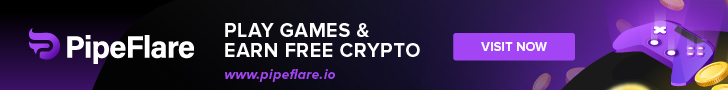 Pipeflare Crypto Gaming