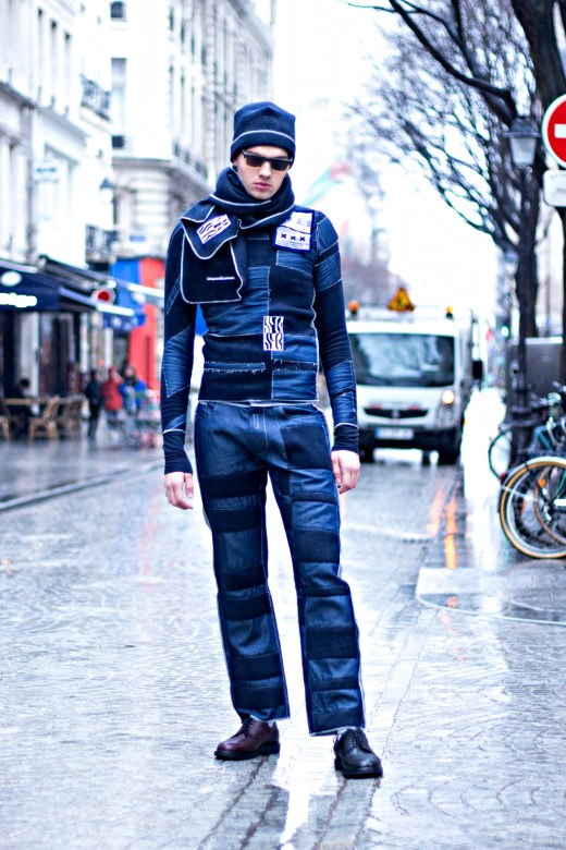 Schepers Bosman AW18 Autumn Fall Winter 2018 Paris FashionWeek Mens Menswear