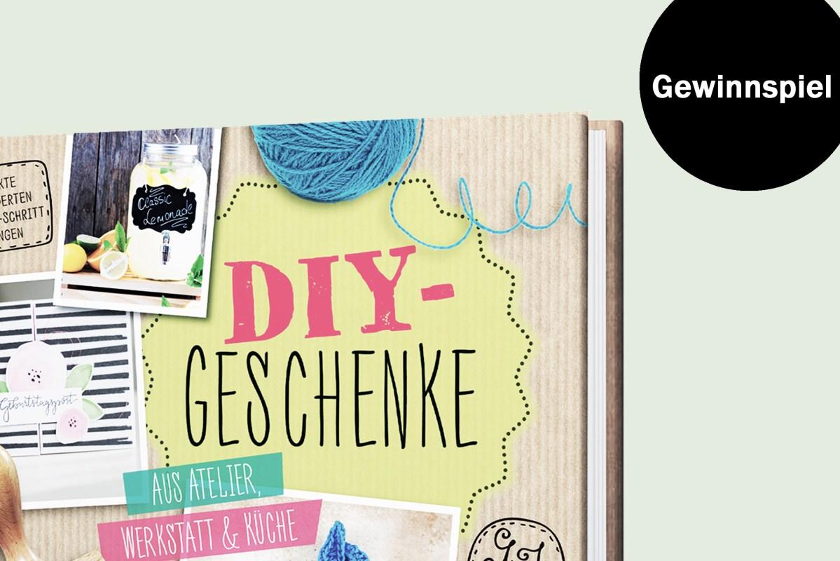 """schere leim papier in """"DIY Geschenke"""" + Buchverlosung"""