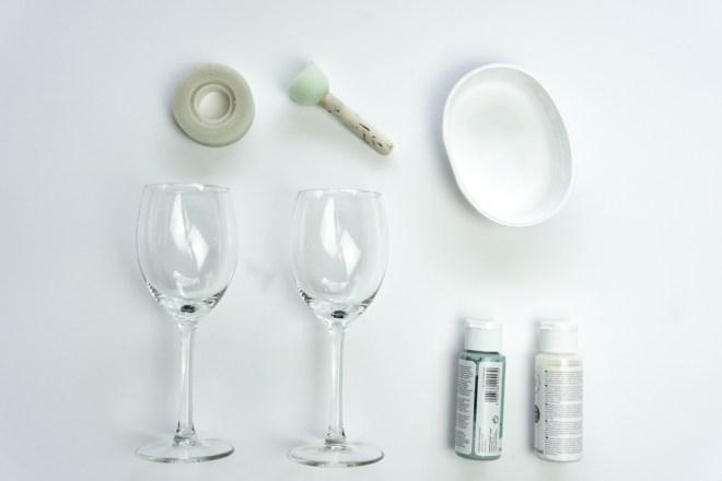 schereleimpapier DIY und Upcycling Blog aus Berlin - kreative Tutorials für Geschenke, Möbel und Deko zum Basteln - DIY Glas färben