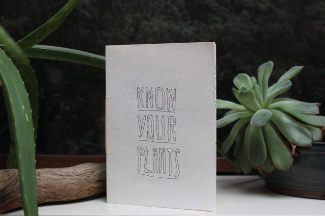 schereleimpapier Geschenke für Muttertag Malbuch Plants
