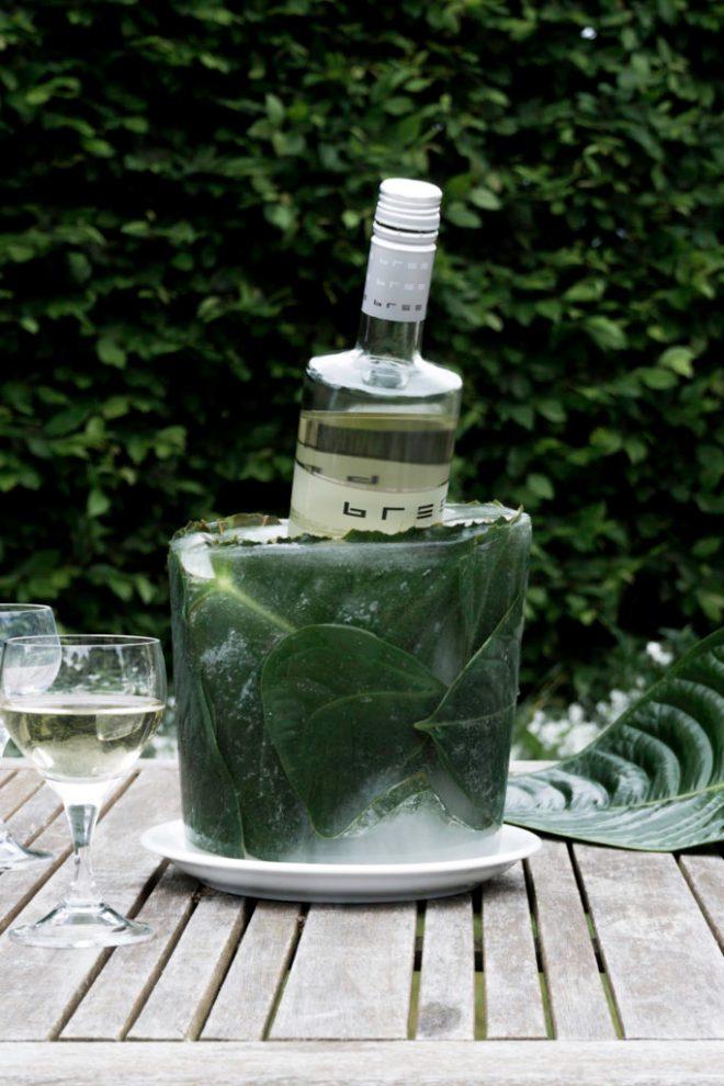 schereleimpapier DIY und Upcycling Blog aus Berlin - kreative Tutorials für Geschenke, Möbel und Deko zum Basteln – Ice Bucket Peter Mertes