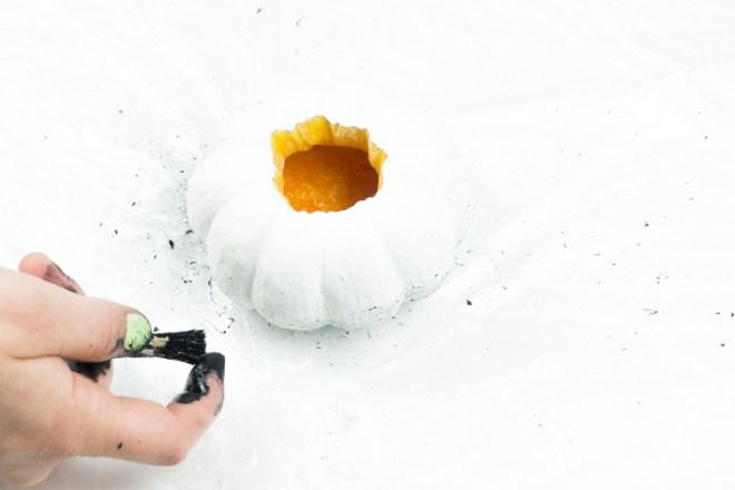 schereleimpapier DIY und Upcycling Blog aus Berlin - kreative Tutorials für Geschenke, Möbel und Deko zum Basteln - Halloween Deko basteln