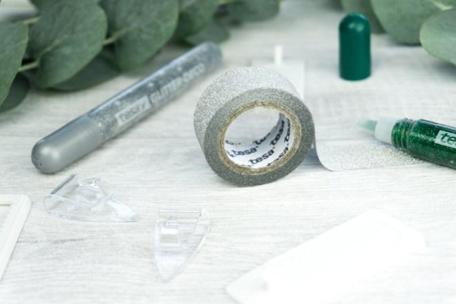 schereleimpapier DIY und Upcycling Blog aus Berlin - kreative Tutorials für Geschenke, Möbel und Deko zum Basteln - Adventskalender tesa