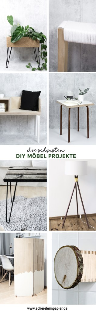 diy möbel- schereleimpapier DIY und Upcycling Blog aus Berlin - kreative Tutorials für Geschenke, Möbel und Deko zum Basteln -