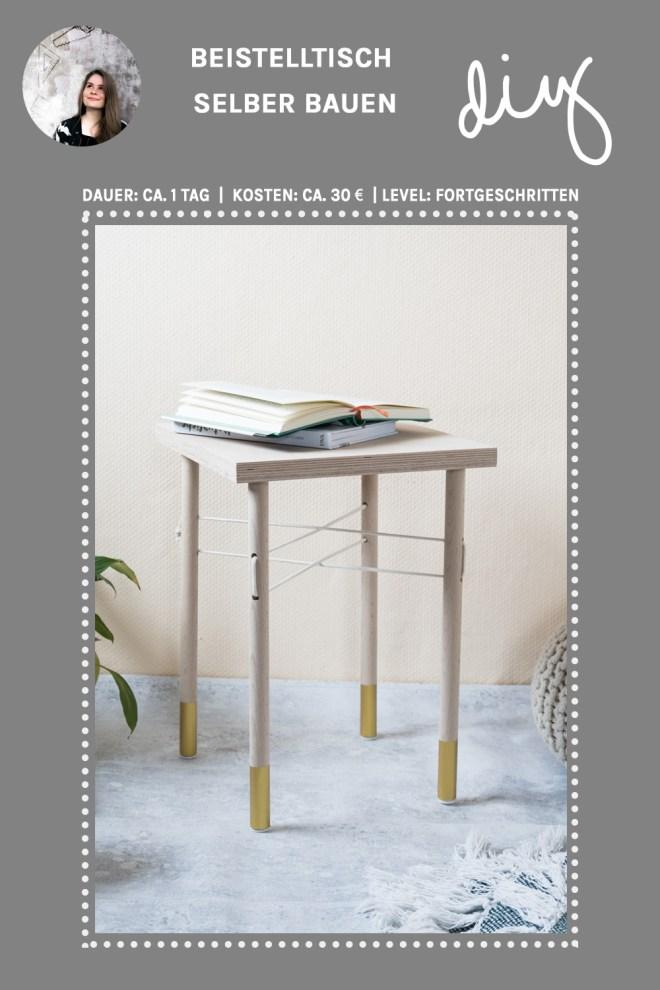 holz trifft seil wie man einen kleinen diy tisch selber bauen kann. Black Bedroom Furniture Sets. Home Design Ideas