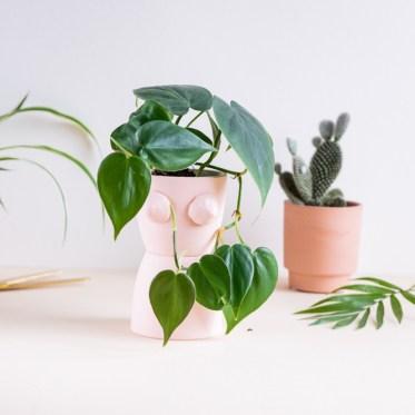Pflanzen Deko selber machen schereleimpapier DIY und Upcycling Blog aus Berlin - kreative Tutorials für DIY Geschenke, DIY Möbel und DIY Deko zum Basteln