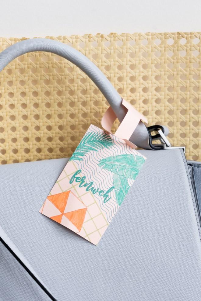 Kofferanhänger ausdrucken Freebie schereleimpapier DIY und Upcycling Blog aus Berlin - kreative Tutorials für DIY Geschenke, DIY Möbel und DIY Deko zum Basteln
