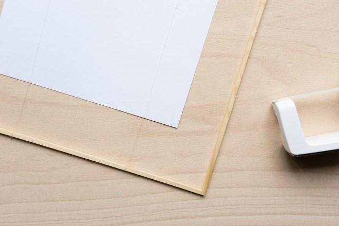 DIY Bilderrahmen selber machen schereleimpapier kreative Tutorials für DIY Geschenke, DIY Möbel und DIY Deko zum Basteln