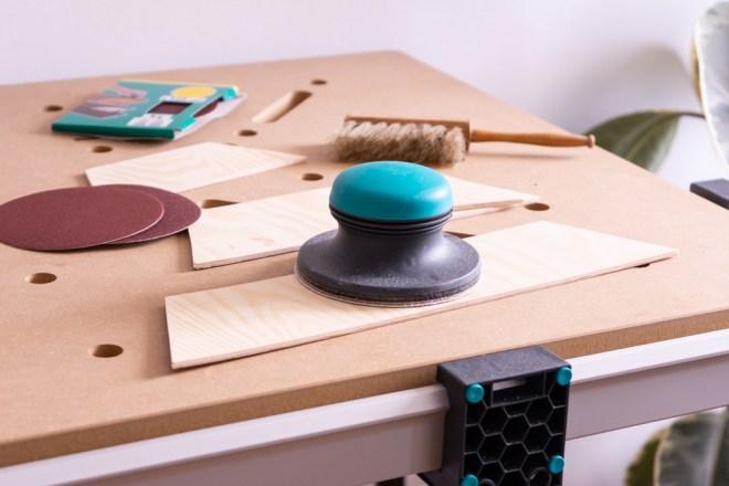 Holz Adventskranz schereleimpapier kreative Tutorials für DIY Geschenke, DIY Möbel und DIY Deko zum Basteln