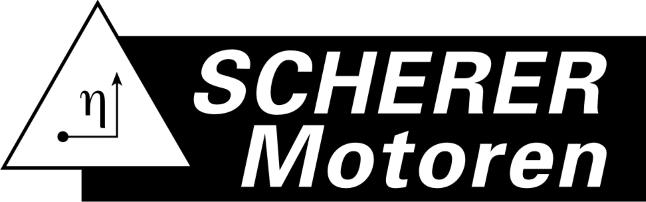 Scherer Motoren GbR - offizielles Firmenlogo