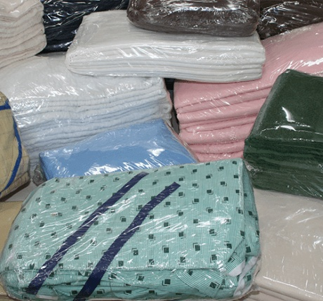 Laundry Wrap