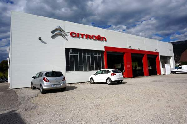 Garage Schiavon Citroen Chambery